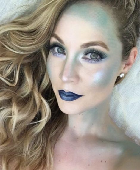 538 best Mermaid Makeup images on Pinterest | Mermaid makeup, Make ...