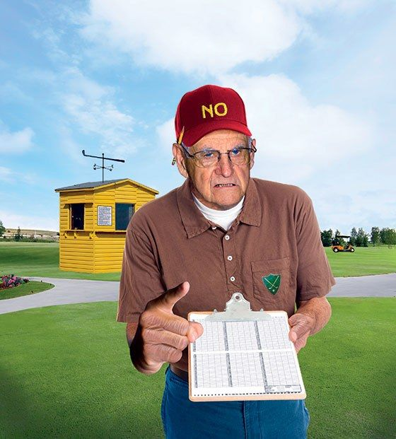 14 Rules Of Golf Etiquette You Are Probably Breaking Photos - Golf Digest