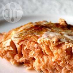 Pavé de saumon grillé à la poêle - testé et approuvé