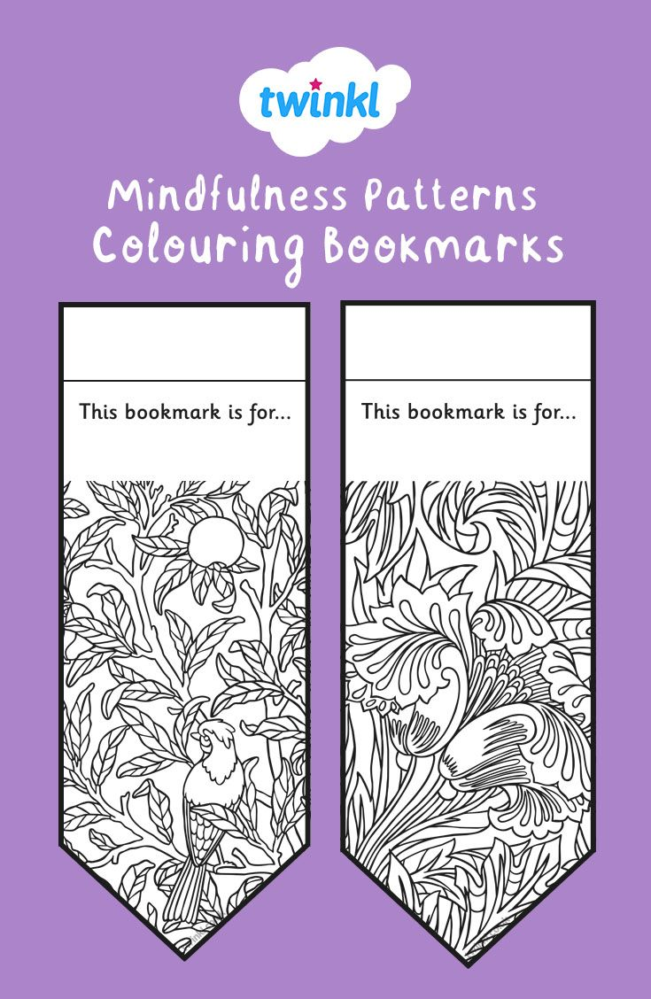 Everyone Loves Colouring This Is The Perfect Activity To Help Children And Adults Settle Do Coloring Bookmarks Mindfulness Mindfulness Activities
