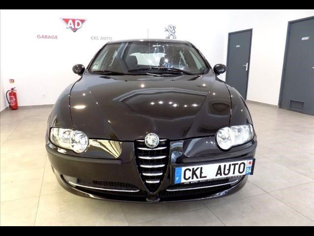 Alfa romeo 147 1.9 JTD115 DISTINCTIVE 5P 2004 Occasion - L'argus