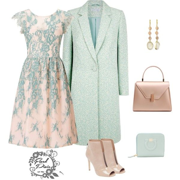 A fashion look from January 2018 featuring Miss Selfridge dresses, Fenn Wright Manson coats i GUESS ankle booties. Browse and shop related looks.