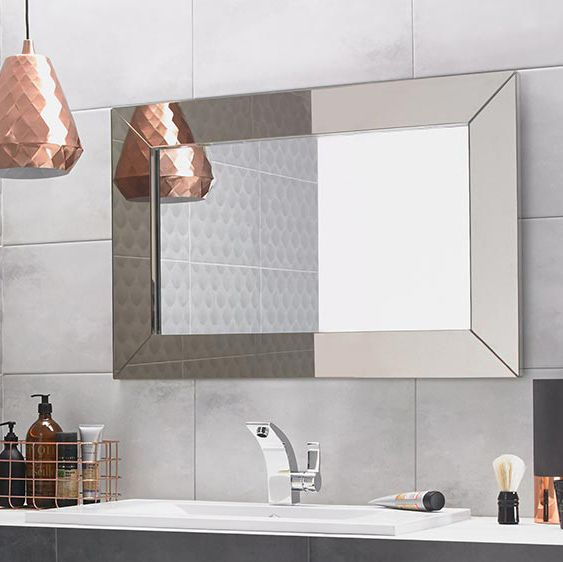 This modern, stylish tile can be used on both walls and floors and be co-ordinated with almost all the Ted Baker range.