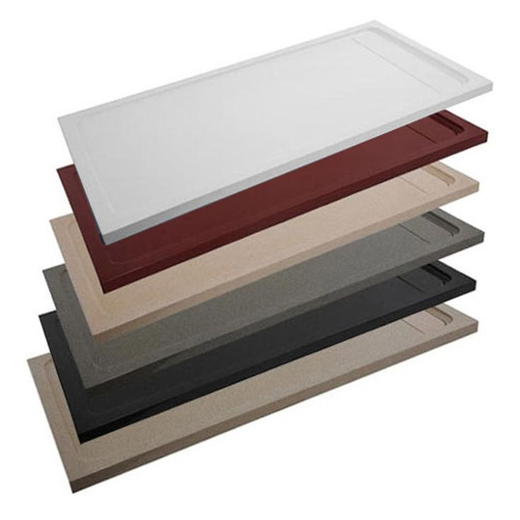 Find a Shower tray you desire from Just Trays.  Their Natural Rectangular Shower…