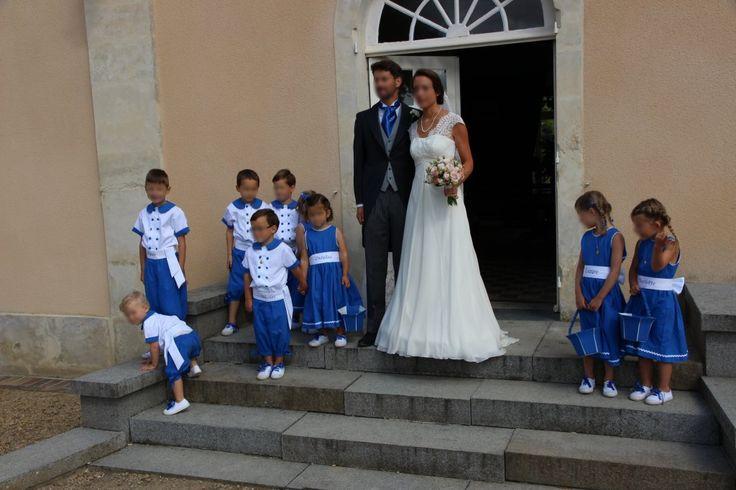 Les 25 meilleures id es de la cat gorie mariages en bleu for Robes que les gens portent aux mariages