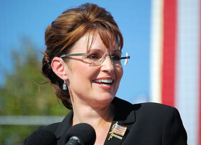 Sarah Palin Delivers Incoherent Speech In Iowa After Floating Presidential Ambitions