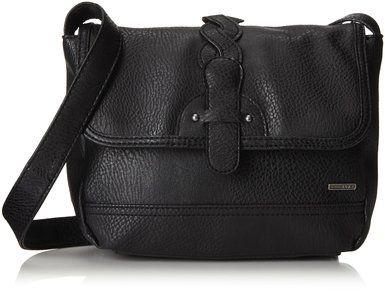 Roxy Easy Rider Shoulder Bag, True Black, One Size