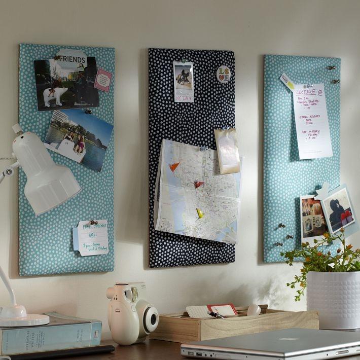 M s de 25 ideas nicas sobre decorar panel de corcho en for Decorar habitacion residencia universitaria