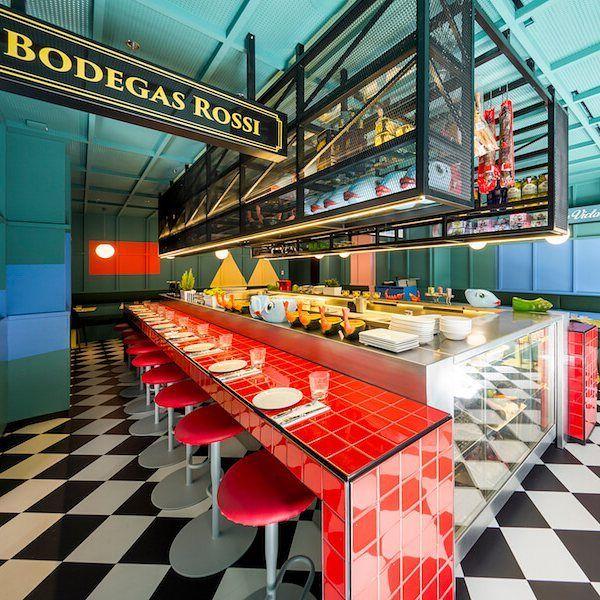 10 restaurantes bonitos de Madrid en los que ¡albricias! se come bien | Vanity Fair