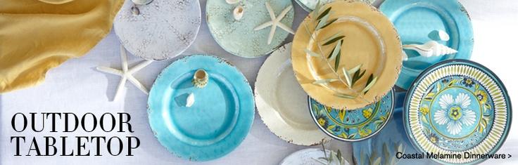 Outdoor Tableware & Outdoor Drinkware | Williams-Sonoma