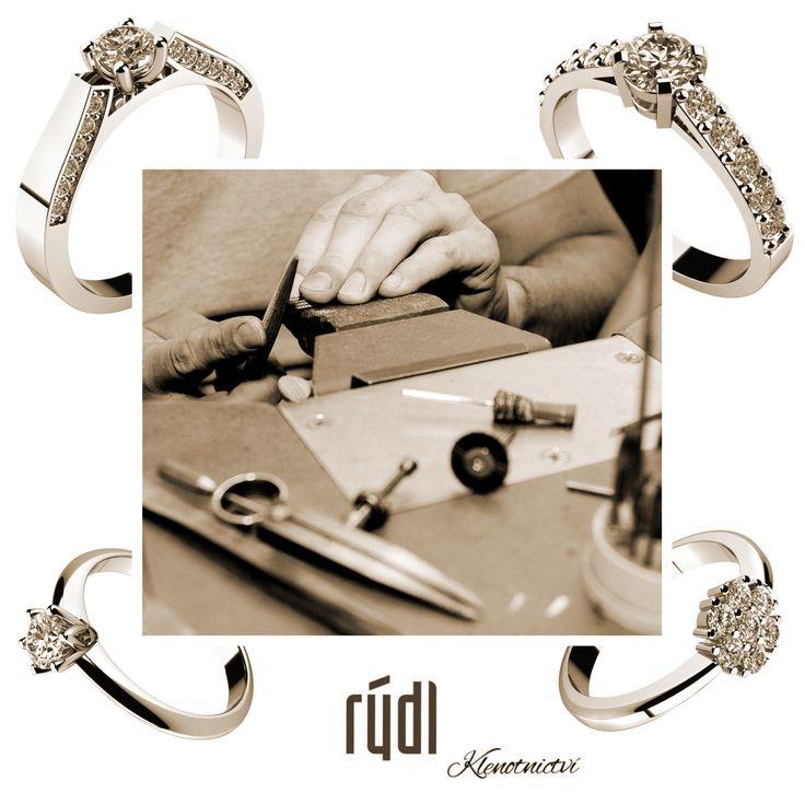 Plníme Vaše představy. Kontaktujte nás a společně zrealizujeme Vaši představu o dokonalém šperku. WWW.PRSTENY.CZ
