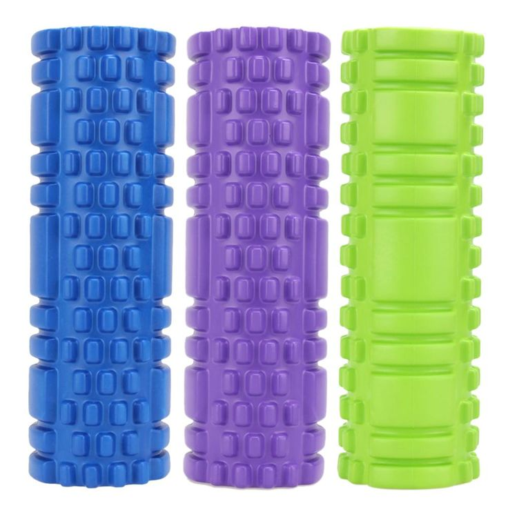 """Active Living Guru 12"""" Deep Tissue Foam Roller is the tool you need for full body foam rolling exercises to alleviate muscle pain and increase joint range of motion! https://activelivingguru.com/products/deep-tissue-12-foam-roller"""