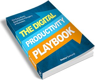 Content Samurai.    THE DIGITAL PRODUCTIVITY PLAYBOOK  11 Powerful Shortcuts Guaranteed To Boost Your Productivity When Working With Clients…