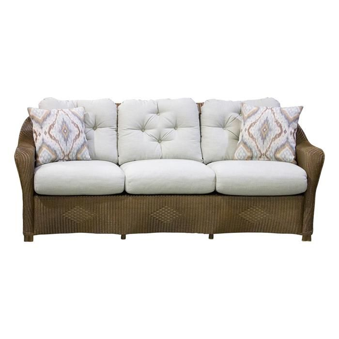 Reflections Sofa With Pillows Nebraska Furniture Mart Timeless Home And Patio Pinterest