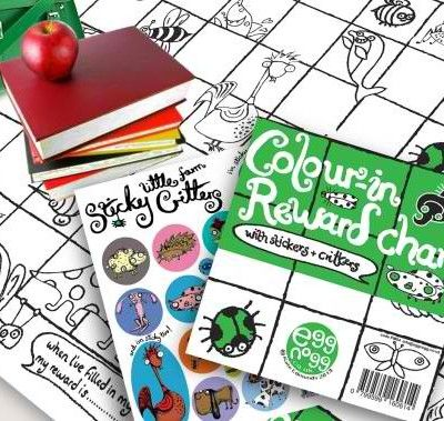 Rewards chart - $6.95. Available from: http://pennyfarthingkids.com.au/product-category/kids-2/ #penny #farthing #kids #gifts