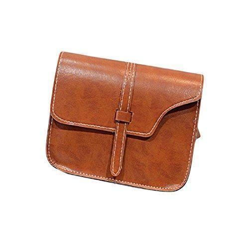 Oferta: 3.39€. Comprar Ofertas de Toraway Retro hombro bolso de la carpeta muchacha de las mujeres de cuero de imitación del bolso de la taleguilla de Crossbod barato. ¡Mira las ofertas!