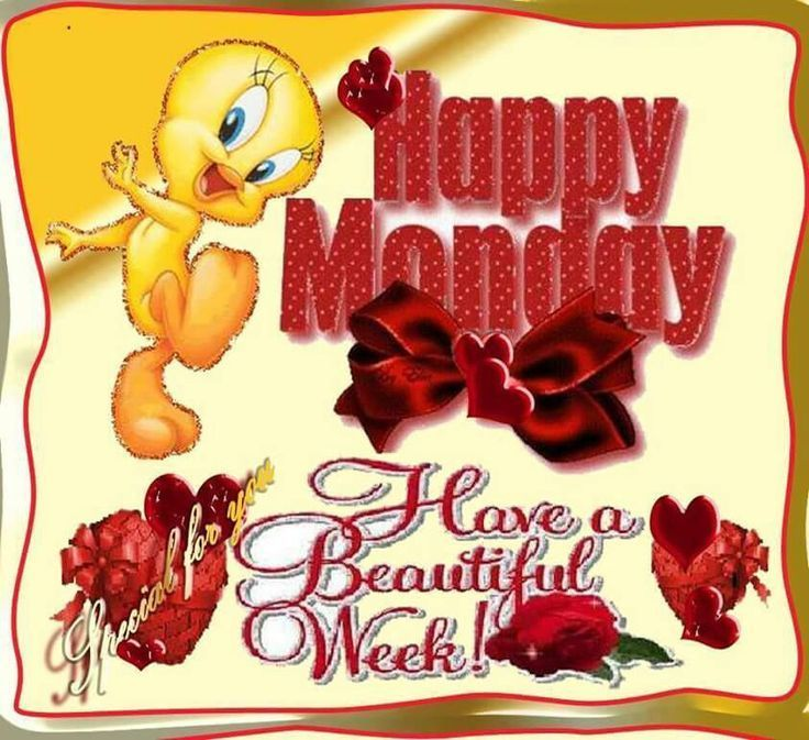 Have a Happy Monday | Happy Monday, Have A Beautiful Week Pictures, Photos, and Images for ...