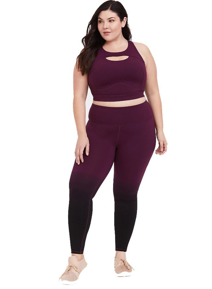 555c6c888 10 Cute Plus Size Workout Clothes To Jump-Start Your New Year s Resolution