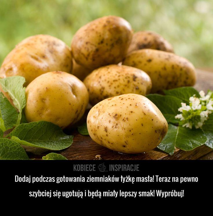 Wypróbuj ekstra trik na lepsze ziemniaki!