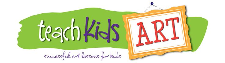 TeachKidsArt - website