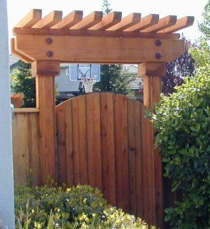 Wood Driveway Gates And Entrance Gates Wide Range Of