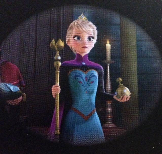 Frozen~Elsa at her royal coronation. | Frozen | Pinterest ...