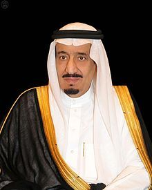 1/23/2015 SAUDI ARABIA: King Salman of Saudi Arabia assumed power on the death of his father King Addulah.