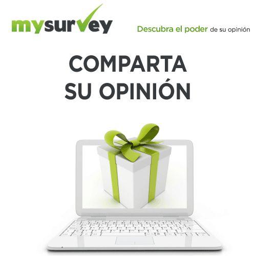 Aprendiendo a ser Bloguer: Como ganar dinero rellenando encuestas. MySurvey.c...