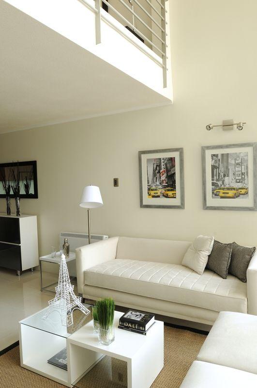 Living, Loft, Sara del Campo