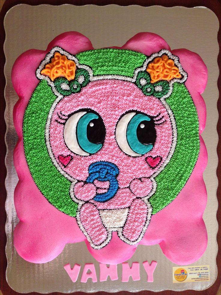 Distroller Chivatita cupcakes cake