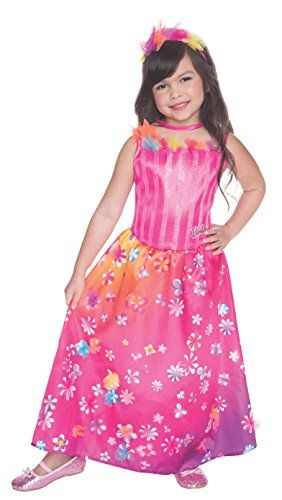 Rubies Barbie and The Secret Door Movie Alexa Costume, Child Medium *** You can find more details by visiting the image link.