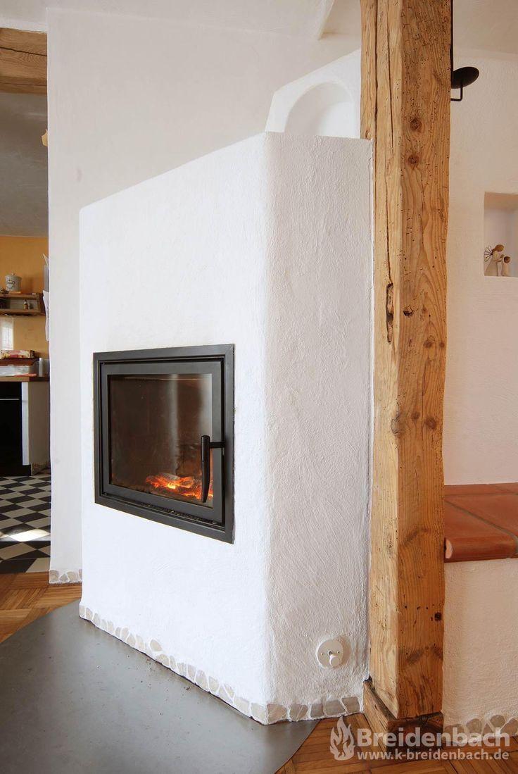 Grundofen Kachelofen Ofen Wohnzimmer