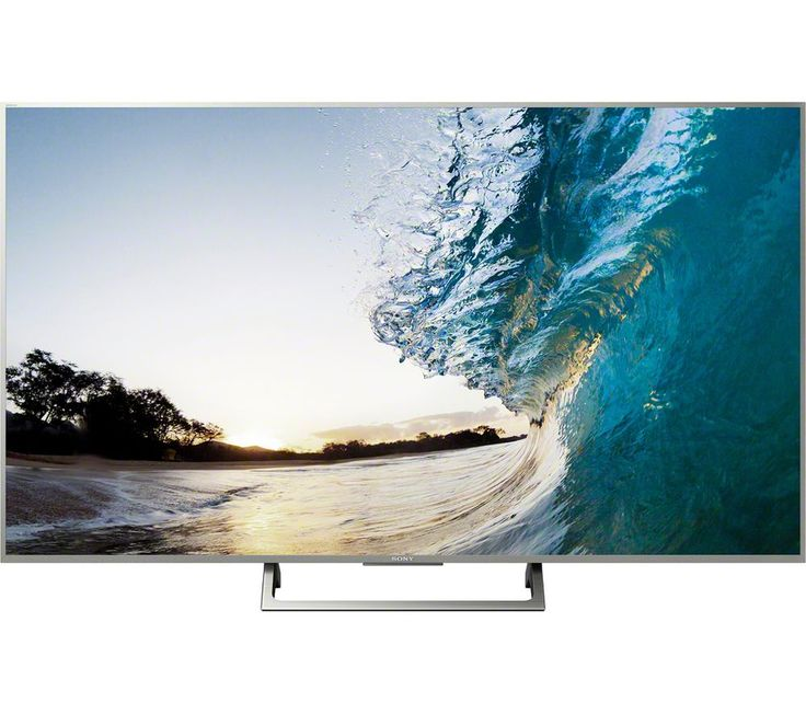 "Buy 55""  SONY BRAVIA KD55XE8577SU  Smart 4K Ultra HD HDR LED TV Price: £1099.00 Top features: - 4K Ultra HD picture quality adds realism to your entertainment - 4K HDR creates stunning contrast for premium picture quality - Triluminos display creates more realistic colours - Explore all kinds of content with the smart Android TV platform - Add a stylish note to your living room with the slim..."