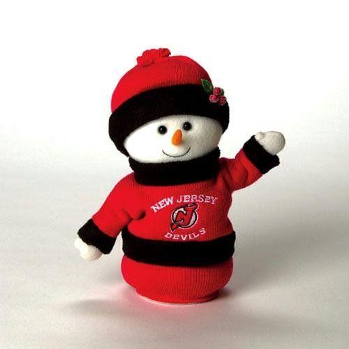 New Jersey Devils Snowmen