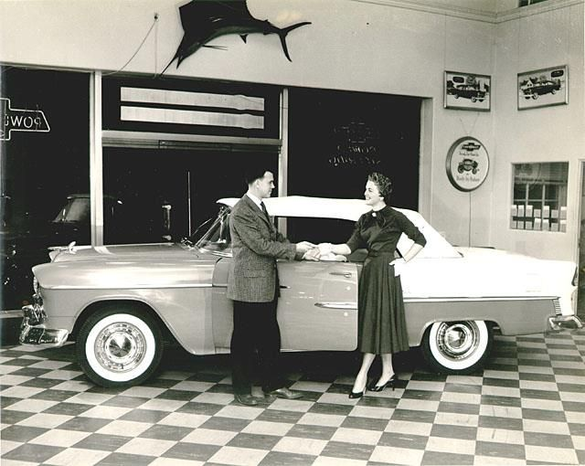 Car Dealerships In Defiance Ohio >> YES...more vintage trifive pics - Page 129 - TriFive.com ...