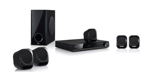 LG BH 4120S Home Audio System - http://www.cheaptohome.co.uk/lg-bh-4120s-home-audio-system/  LG BH 4120S Home Audio System Short Description Get To The Heart Of The Action With The Lg Bh4120S. This Lg Bh4120S 5.1Home Cinema System Is Made Up Of A Blu-Ray Player, Four Satellite Speakers And A Subwoofer To Producedolby Digital Plus And Dolby True Hd Sound. Standard Dvds Are Rendered In Near-Full Hd Quality Via 1080P Upscaling. The Lg Bh4120S Is Compatible With All Major Hd Vid