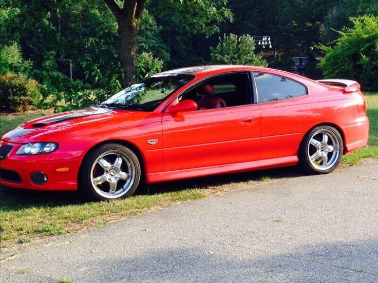 My dream come true..2005 GTO