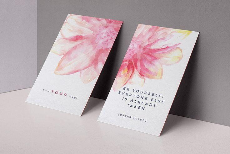 colour.me kartka okolicznościowa - szablony do wydrukowania #inspirations and #templates #cards