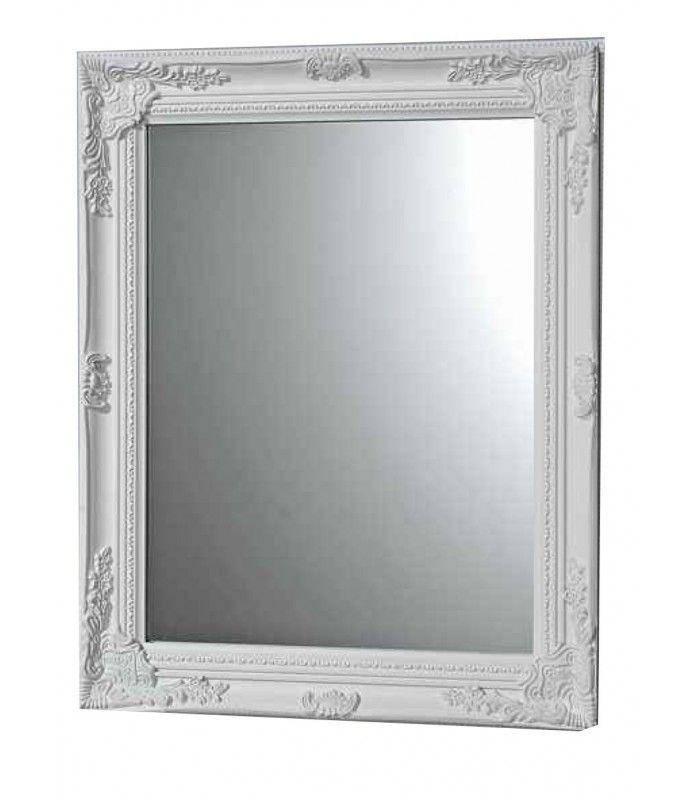 Les 28 meilleures images du tableau miroir mon beau for Grand miroir blanc baroque