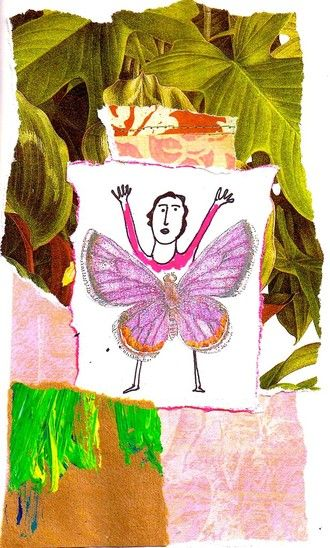 Expressive Art Activity # 58 - Create an Intention Journal - The Art of Healing Psyche and Soul