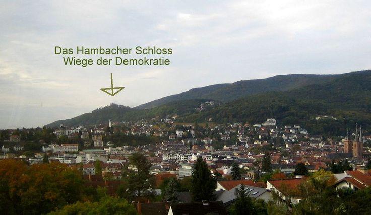 Angestellt sein, Chance oder Zwang ... Das Hambacher Schloss - Wiege der Demokratie