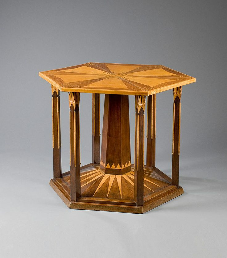 Table by Jan Kotěra 1902