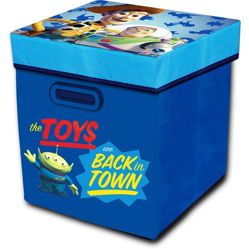 Disney Toy Story Collapsible Storage Bins $15.97