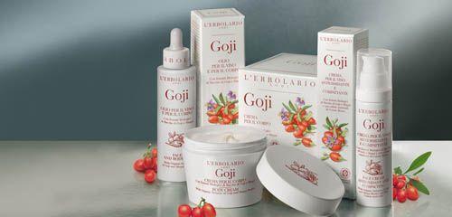 Goji Parfüm illatcsalád Lerbolario Naturkozmetikumok Magyarország