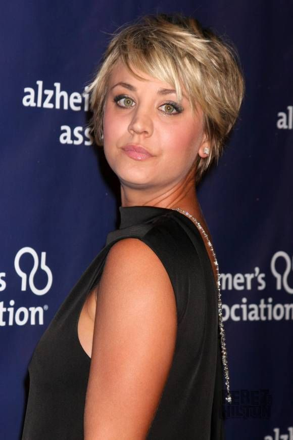Kaley Cuoco Thanks Family For Supporting Her Through The ...
