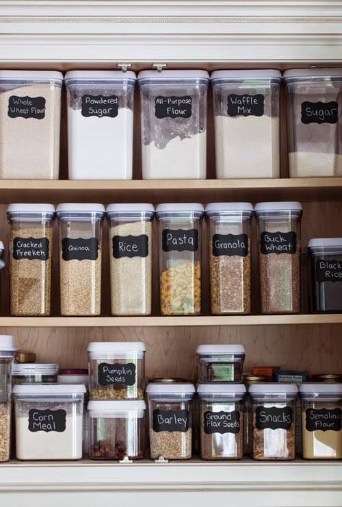How To Store Items In Small Kitchen Cupboards