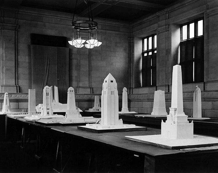 Canadian Battlefields Memorials Commission - Design Comp - World War I memorials - Wikipedia, the free encyclopedia