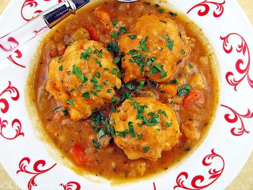 Vegetable Soup with Parmesan Dumplings | Recipe | Dumplings, Vegetable ...