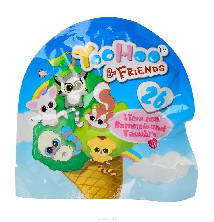 Купить YooHoo & Friends Фигурка флокированная - детские товары YooHoo &…