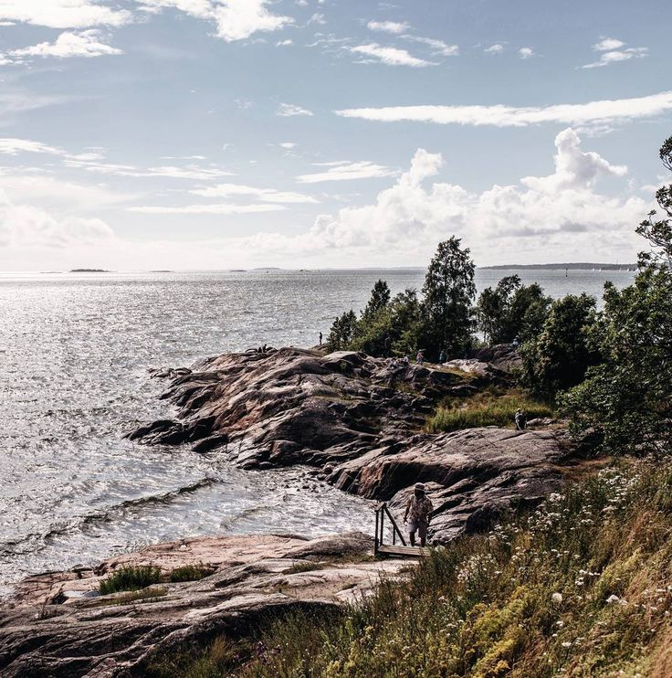 Helsinki is the quietest capital city I've ever been to. Just a few minutes drive and you see the most beautiful landscapes and islands.